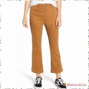 ✨🆕Tinsel High Waist Crop Bootcut Jean, Size 31